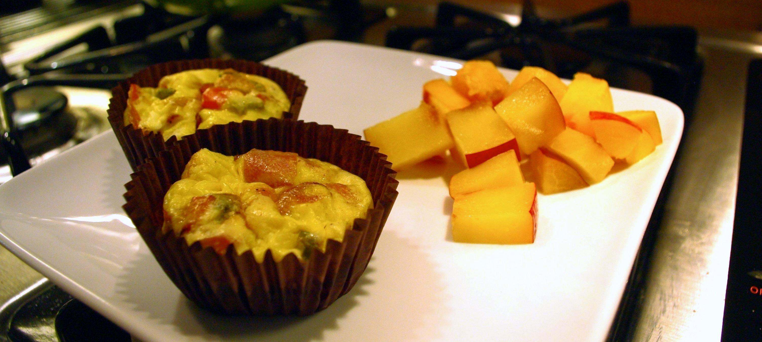 Grab & Go Southwest Mini Frittatas | PaleoBetty