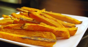 Paleo Sweet Potato Fries Ready for the Munchin'