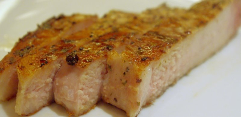 Sous Vide Pork Chops Recipes — Dishmaps